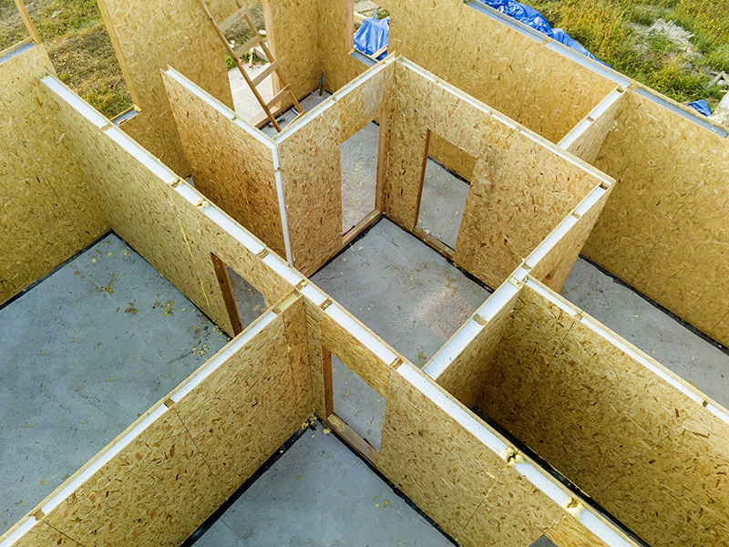 Material Shortage For Construction Industry